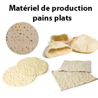 Plat Brood Tortilla Machine