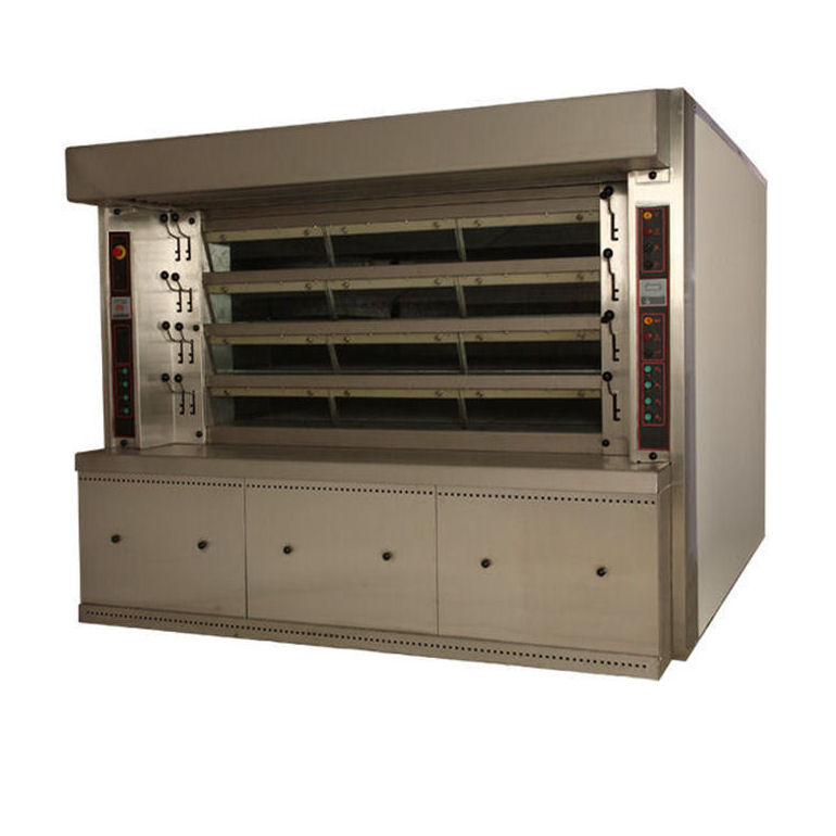 Ringbuis Oven